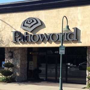 Patioworld Locations 10 California