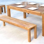 Teak Furniture: Care & Maintenance