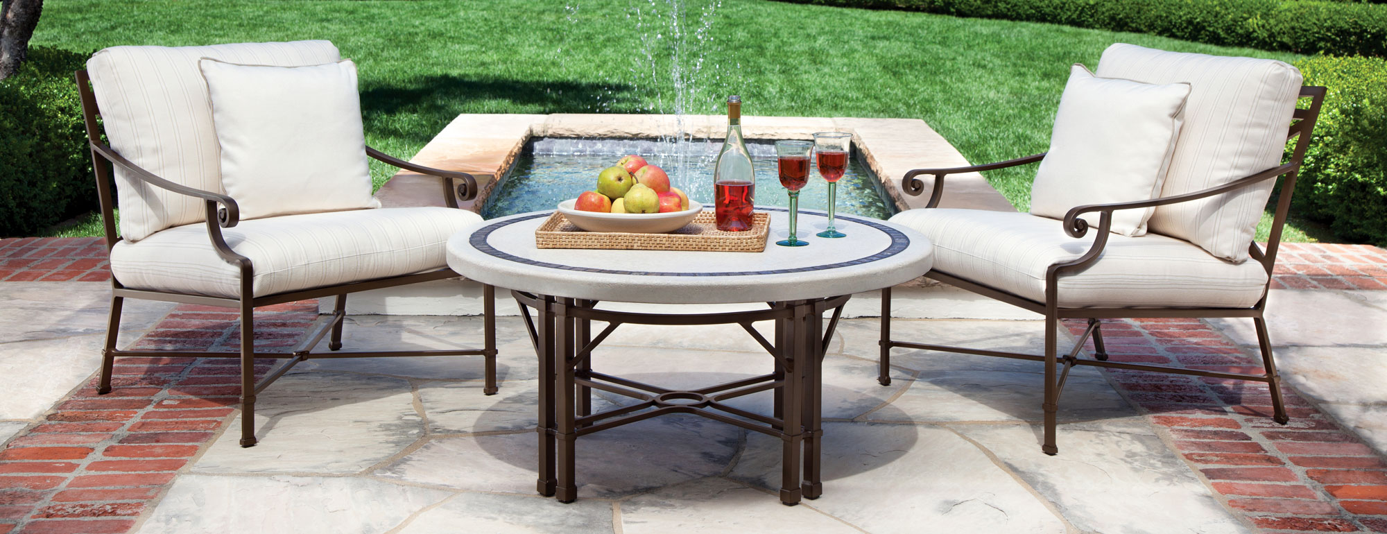 Patio Must Haves