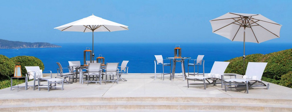 Meridian Collection By Brown Jordan Available At Patioworld