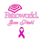 """Patioworld Goes Pink"" for Breast Cancer Awareness Month!"