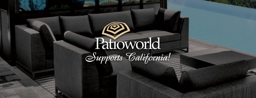 Patioworld Supports California!