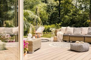 Patio Staging for Selling Your Home