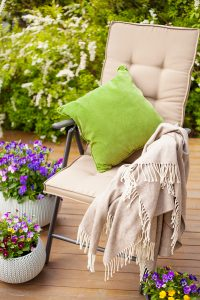 Inexpensive ways to update your patio