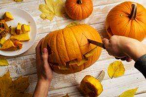 DIY Patio Decor for Halloween