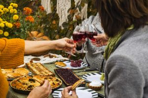 Thanksgiving on your Patio