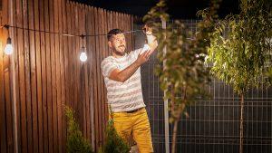patio lighting tips